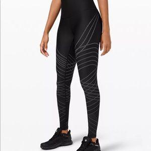 NWT Lululemon high rise leggings
